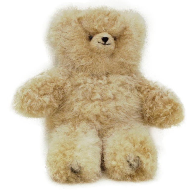 6 Alpaca Teddy Bear Skylar Brook Farm